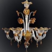 Lampadario Stile Veneziano